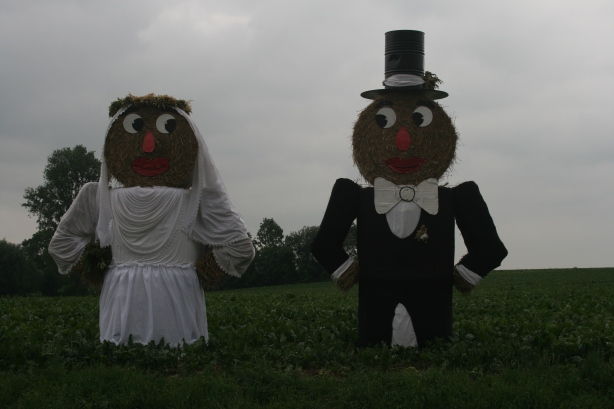 hay bale marriage