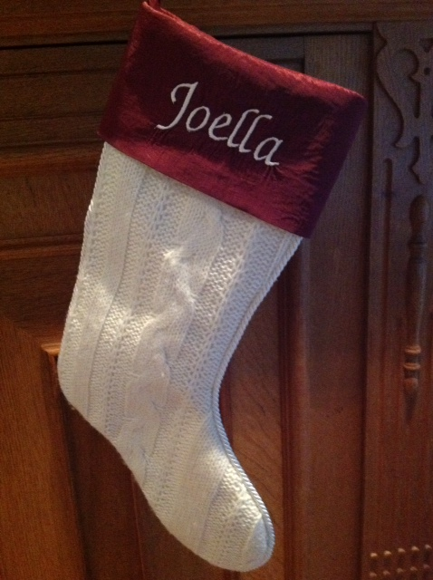 Joella stocking