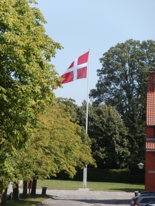 The Danish Flag. Stylish yet understated.