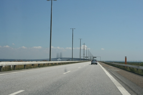 I think the bridge over Lake Pontchartrain is longer.