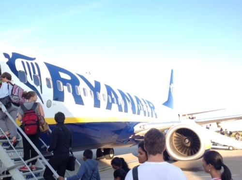 Ryanairplane